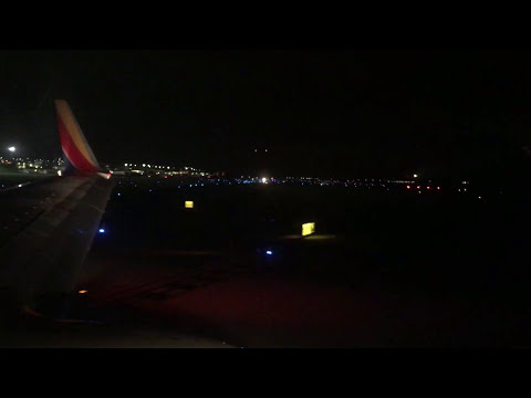 Southwest Airlines Flight from Baltimore to Kansas City