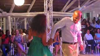 Видео: KIZOMBA NATION- Yäir Fatal and Chalianna L. show in Caxinde