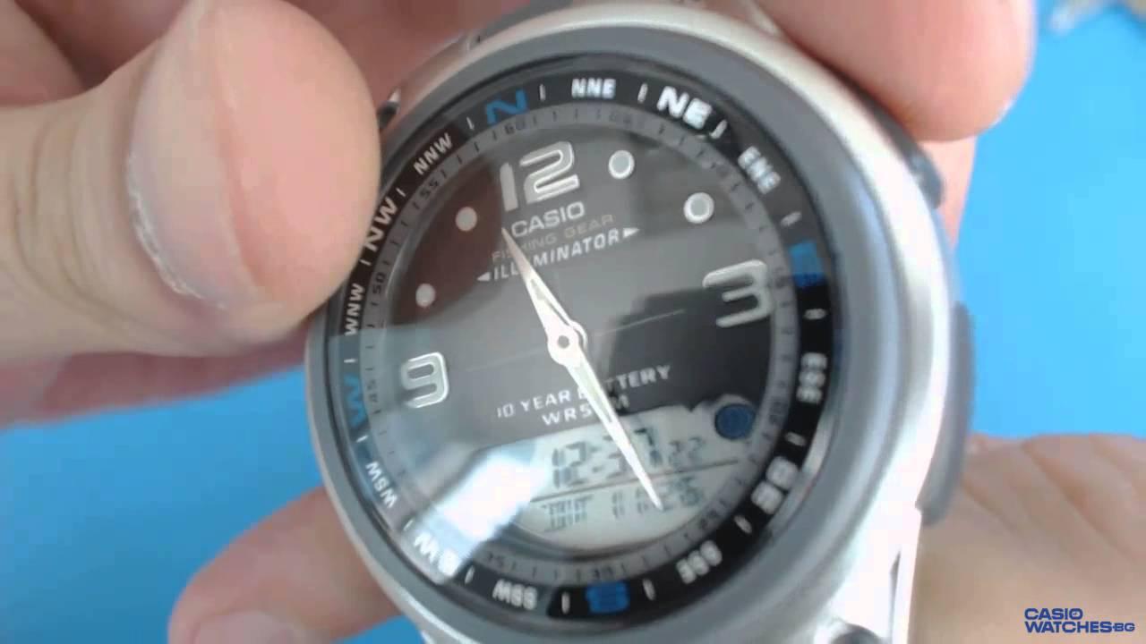 585ef7752e1 Casio Outgear AW-82D-1AVES - YouTube
