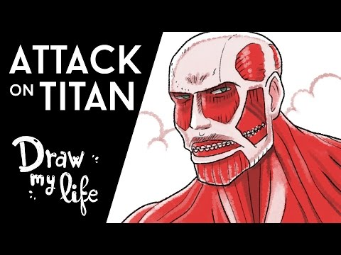 La HISTORIA de ATTACK ON TITAN (Shingeki no Kyojin) - Draw Club