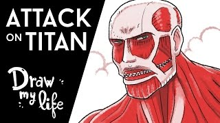 La HISTORIA de ATTACK ON TITAN (Shingeki no Kyojin) - Movie Draw