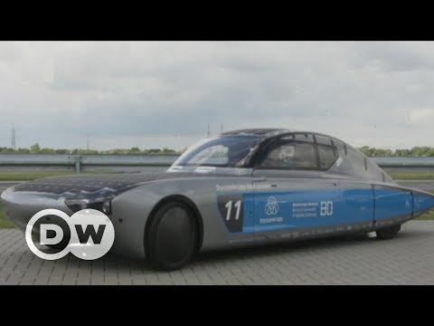 Germany's climate innovators: A sunny future for e-cars? | DW English