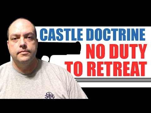 Massachusetts' Castle Doctrine (Stand Your Ground)