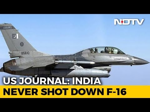 US Count Found No Pak F-16s Missing, Contradicts India's Claim: Report