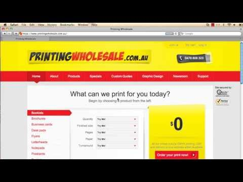 How To Order Print Online - FAST!