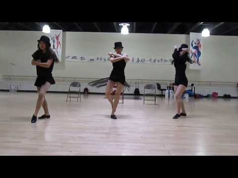 All That Jazz / Hot Honey Rag Routine - Fosse Style Dance