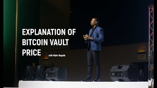 Explanation of Bitcoin Vault Price