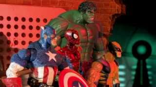 Marvel Super Heroes: What The--?! GEEK WEEK