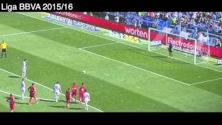Video Gol Pertandingan Malaga vs Espanyol