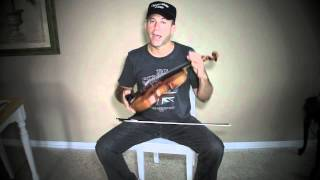 Funny tricks that you can do on the violin