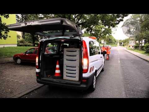 Verkehrsmeister im Außeneinsatz - ESWE Verkehr HAUTNAH