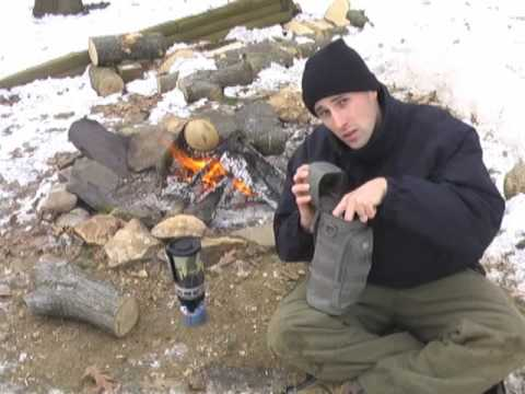 Jetboil Test and Review, Maxpedition 12 X 5 Review for Backpacking.