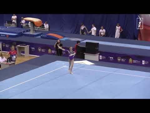 Vladislava Urazova - FX AA - Russian Cup 2019