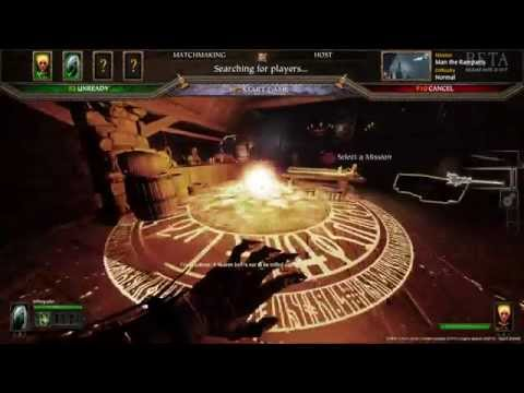 Warhammer End Times - Vermintide Beta - Man the Ramparts |