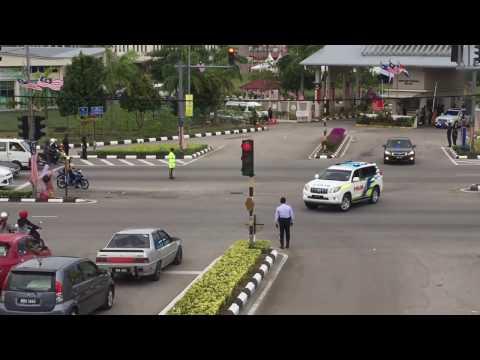 Pasukan Polis Pengiring dan Pengawal Peribadi YDPA Sultan Muhammad V