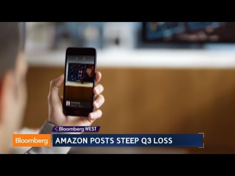 Amazon Faces Season of Worsts After Posting Loss
