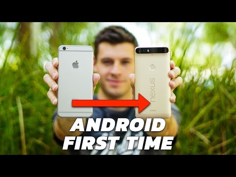Download Youtube: I Tried Android for the First Time