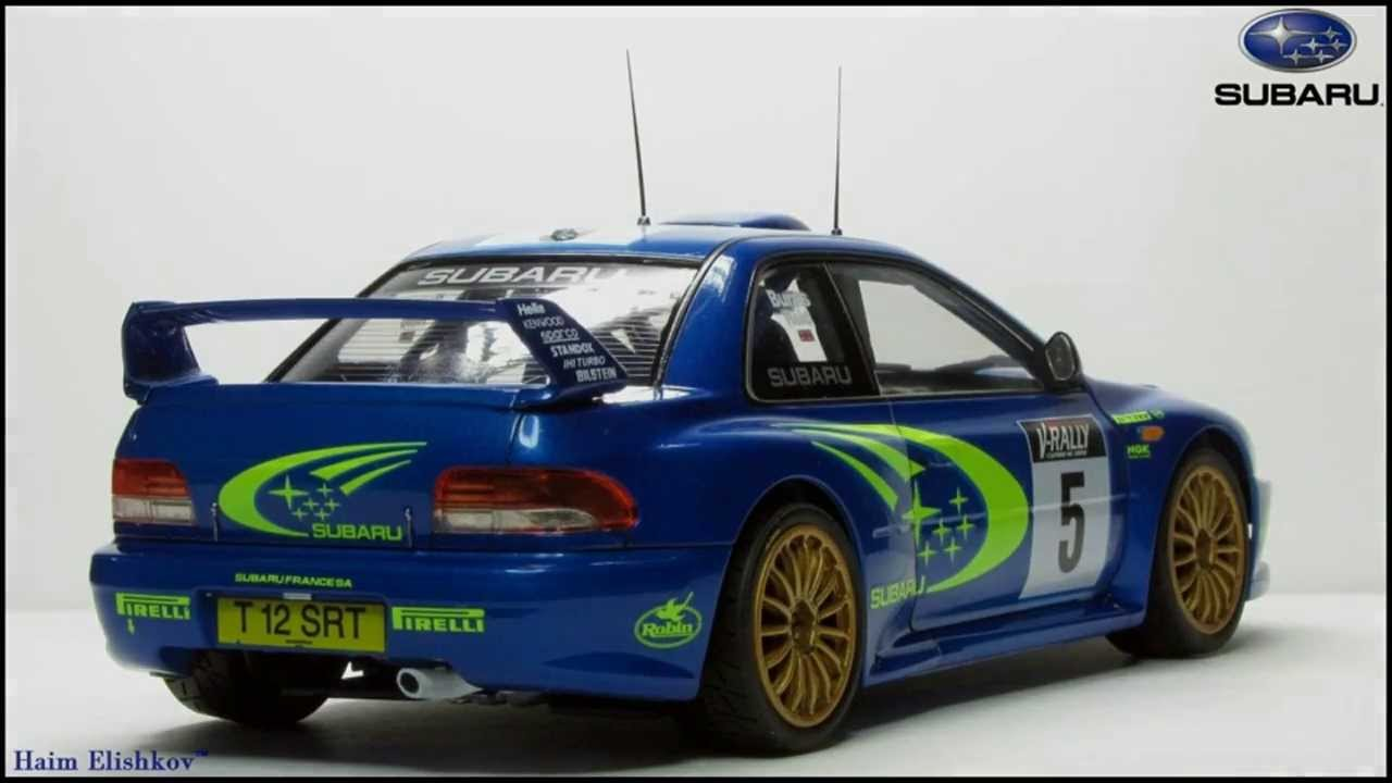 Subaru Impreza Wrc 1999 Final Update Youtube