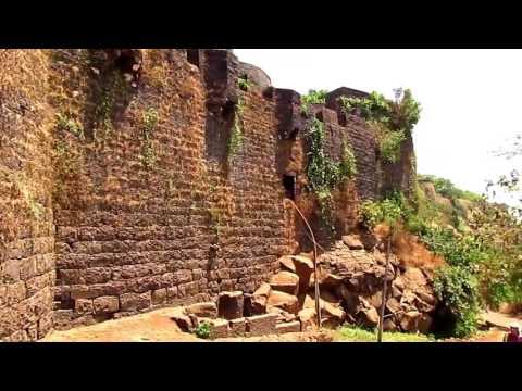 Panhala Fort in Kolhapur