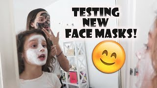 Testing New Face Masks 😊 (WK 365.3) | Bratayley