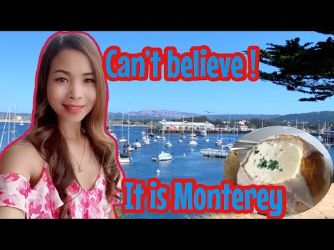 Monterey CA - What to see in Monterey California in Aug 1St 2020?