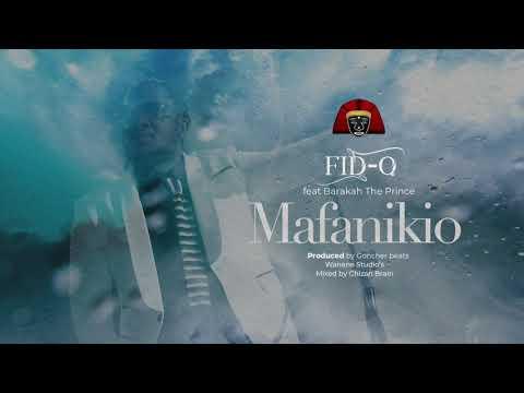 Fid Q feat Barakah The Prince - Mafanikio (Official Audio)