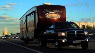Palomino Columbus - Роскошные дома на колесах: автотрейлеры, фургоны от компании Winnebago.ru
