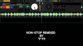 EUROBEAT DJ NON-STOP MIX LIVE まだやるつもりないけど暇になったからテストです。