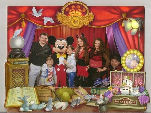 """Disneyland Paris"" - SANTIAGO & SANCHEZO"