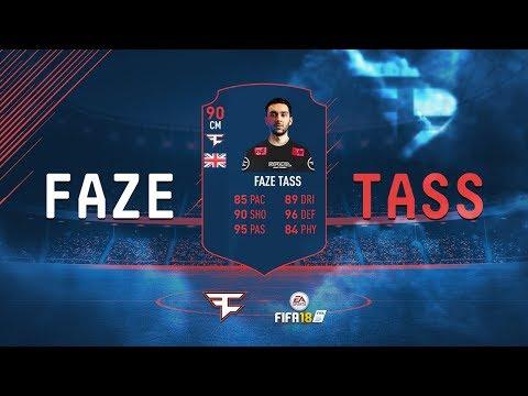 Introducing FaZe Tass (FIFA)