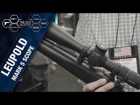 Leupold VX-Freedom & Mark 5! - Shot Show 2018