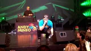 Andy Mineo- You Can't Stop Me (Live)