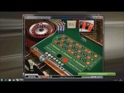 Video Roulette systeme kostenlos
