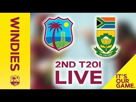 FULL MATCH | Windies Women v South Africa | 2nd T20I - 28 September 2018