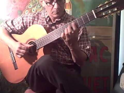 Eran Cien Ovejas guitarra sola Compositor Juan Rom...