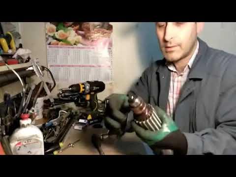 Стиральная машина Miele Снять подшипники двигателя