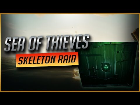 Sea of Thieves | How to Beat the Skeleton Fortress Raid with 5 Top Tips