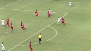 Copa do Brasil: Gols do empate entre Fast Clube x Vila Nova.