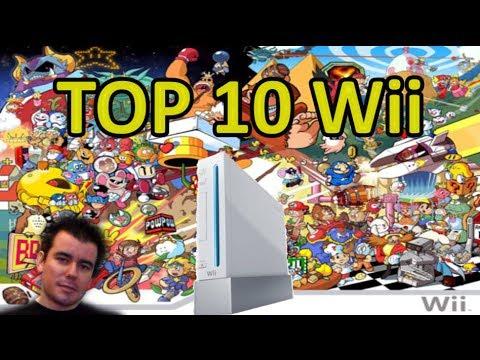 Dia Nintendo Top 10 Mejores Juegos De Wii Exclusivos Top 10