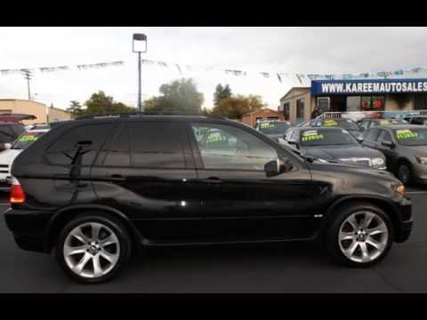 2006 Bmw X5 4 8is Awd For Sale In Sacramento Ca Youtube