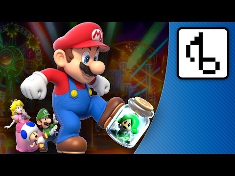 Super Mario 3D World WITH LYRICS - brentalfloss