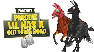 Lil Nas X - Old Town Road (Parodie Fortnite)