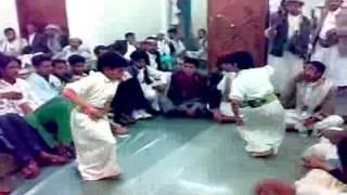 أجمل رقصة مزمار يمني