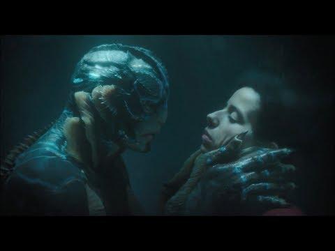 Подводный поцелуй — Форма воды, 2017
