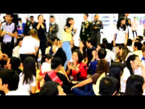 กิจกรรมละลายพฤติกรรม SIFE Thailand Exposition 2012/7