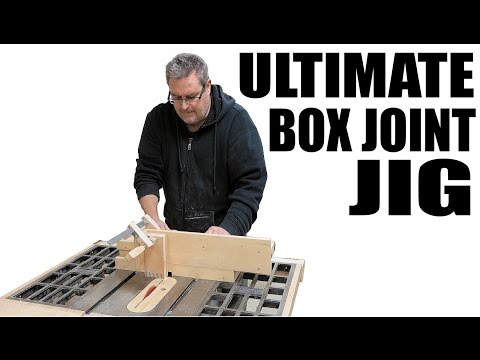 How My BOX JOINT JIGS Work