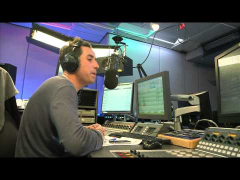Grimmy's first week on The Radio 1  Breakfast Show.