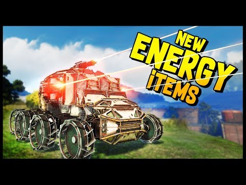 Crossout Dev Server - CRAZY NEW VEHICLE IDEAS! Synthesis, Wildfire, Red Beam, Spark - Crossout