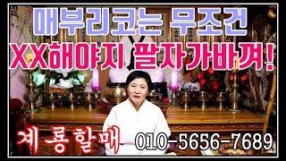 대전점집 용군TV 무당 무속인+매부리코는 무조건ㅇㅇ해야…