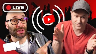 How To Build Your Community with Live Streaming [feat. Nick Nimmin]